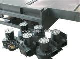 Forno de túnel do secador infravermelho da impressão da tela da indústria de empacotamento