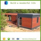 ギリシャの販売のためのプレハブの贅沢20FTの容器の家の計画