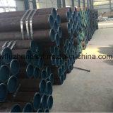 Pijp van de Lijn van Shandong de Naadloze, Buis van het Staal van Gr. X42 X52 de Zwarte, de Pijp van Gr. B API 5L