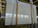 Mattonelle di marmo beige delle mattonelle di marmo di Crema Marfil