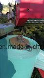 Película quente da ensilagem do verde LLDPE da venda para a bala redonda