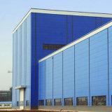 建築材料の屋根ふきはシート・メタルの着色された鋼板に電流を通した