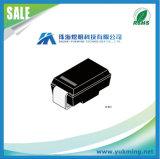 Mesa de silicio rectificador de SMD del componente electrónico de diodo para PCB
