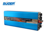 Suoer DC 24V AC 220 В 3000W ВЫКЛ Grid Чистая синусоида инвертирующий усилитель мощности (FPC-3000B)