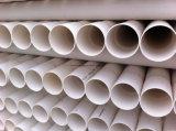 Mangueira do PVC da boa qualidade e tubulação do PVC para a irrigação e a água de água de esgoto