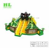 De Model Opblaasbare Speelplaats van de achtbaan