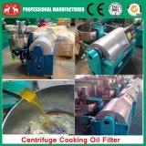 Centrífuga automática Máquina de filtro de aceite de cocina