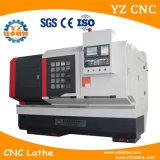 Lathe CNC металла для частей CNC подвергая машину механической обработке