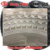 Geschmiedete segmentierte Gummireifen-Form aller Stahlradialgummireifen-Form