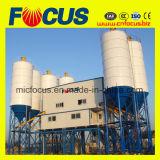 Planta de tratamento por lotes concreta elevada Hzs180 da produtividade 180m3/H