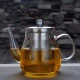 De Waterkruik van de Thee van het Glas van Borosilicate van de Kruik van de Thee van het Glas van de Theepot van het Glas van de Kruik van de Ketel van de thee