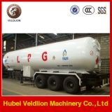 56cbm 3 Axles LPG Tank Semi Trailer