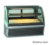 Refrigerated встречная верхняя часть Displayer для торта и заедк