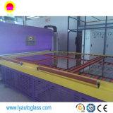 Ligne de gâchage en verre de production à la machine de construction
