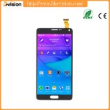 Note Screen LCD Display Assembly White für Samsung Galaxy Note 4 N910 N910s N910c