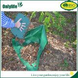 Onlylifeの長方形のPEファブリック庭の葉袋