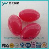 Certificação de GMP Omega 3 Óleo de peixe e a luteína Softgel