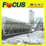 la grande colle 120m3/H et centrale de malaxage concrète pour la construction de routes