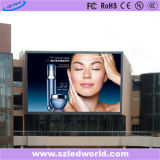 Producto de Marketing al aire libre de alto brillo LED panel de visualización (P6, P8, P10, P16).