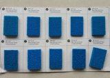 Special da folha da borracha de esponja do silicone com o envelhecimento resistente para a tabela passando