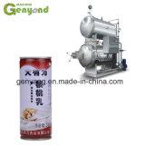 豆乳のクルミのココナッツアーモンドの豆乳の滅菌装置の殺菌機械