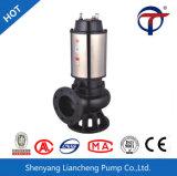 Tipo de bomba de esgoto submersíveis Jywq /Esmagando Cemtrifugal automática da bomba de esgoto