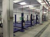 Elevador do carro das colunas do padrão 4 para o elevador do estacionamento do carro de borne da garagem quatro