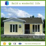 Nécessaires modernes de luxe européens préfabriqués de maisons modulaires de Chambre préfabriquée