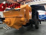 De Vriendschappelijke Concrete Pomp van de verrichting met 40 Kubieke Meter per de Capaciteit van het Uur op Verkoop