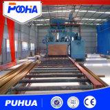 La plaque en acier Sablage grenaillage Machine de nettoyage de surface (Q69)