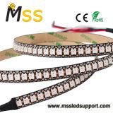 Ws2812/2811 adressierbarer RGB 5050 5V flexibler LED Streifen