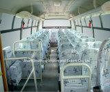 Diesel di lunghezza di Shaolin 29-33seats 7.2meters e bus di CNG