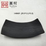 Fornecedor da louça dos utensílios de mesa da arte da melamina na placa de jantar retangular de China