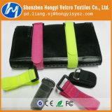 Conveniente para la atadura de cables mágica de nylon de la cinta el lavarse o de la limpieza en seco