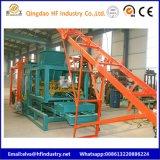 インドの価格の具体的な空の固体煉瓦機械の機械を作るQt4-16ジグザグ形のブロック