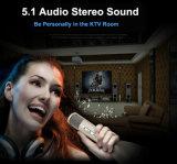 Micを歌っているK068 Bluetoothのマイクロフォンの無線スピーカーKTV