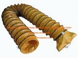 Manguera flexible de conductos de aire Industrial