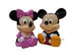 Kleine Mäuseserien-Plastikabbildung spielt (CB-PM024-Y)