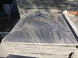 中国Juparanaの花こう岩は安い花こう岩のタイルをタイルを張る