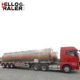 Acoplado del buque del acoplado/de petróleo del depósito de gasolina/semi acoplado para el combustible