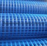 Recubierto de PVC electro galvanizado cerca del jardín