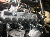 가마니 죔쇠를 가진 6m 고도 2.5t 디젤 엔진 포크리프트