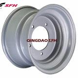 Cerchione d'acciaio senza camera d'aria per il veicolo leggero (5.5X16)