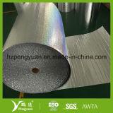 Material de aislamiento del material para techos de la burbuja del papel de aluminio