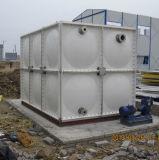 식용수를 위한 FRP 물 탱크