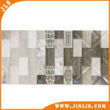 de Witte Verglaasde Ceramische Tegel van de Muur 300*600 300*450