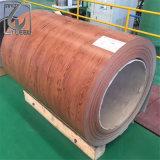 Prime Qualidade Prepainted 0,45mm Nippon Pintado bobinas galvanizadas