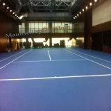 専門の屋内PVC/Rubberのテニスのフロアーリング
