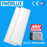 40W CRI>80 300*1200mm Dali Dimmable LED 위원회 빛