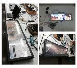 Écran LCD étiré ultra large de barre de 28 pouces